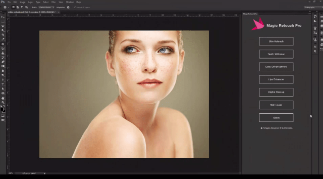 Magic Retouch Pro For Mac