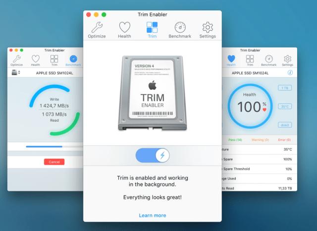 Trim Enabler For MacOSX