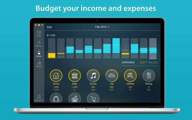 Money Pro For MacOSX