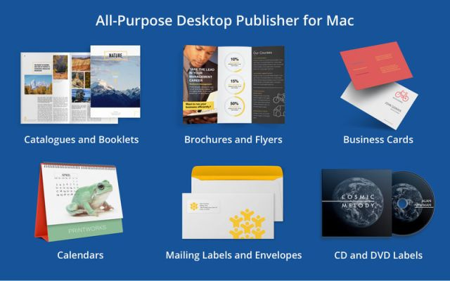 Printworks For MacOSX