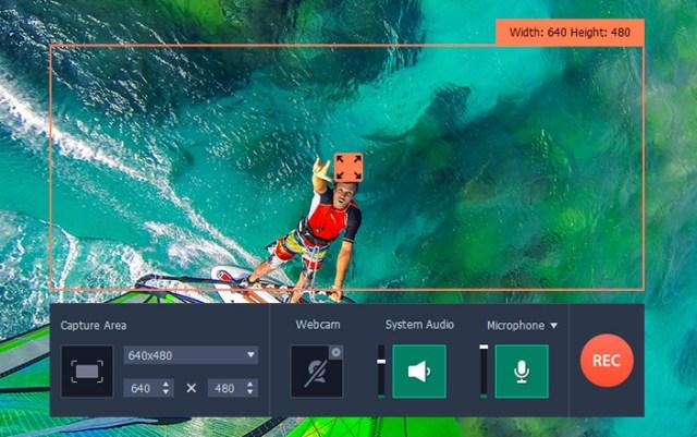 Movavi Screen Capture Studio For Mac OS