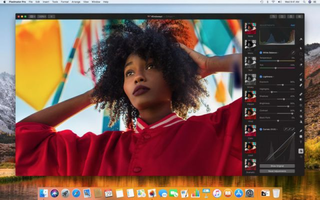 Pixelmator Pro MacOSX