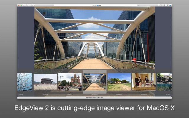 EdgeView 2 MacOSX