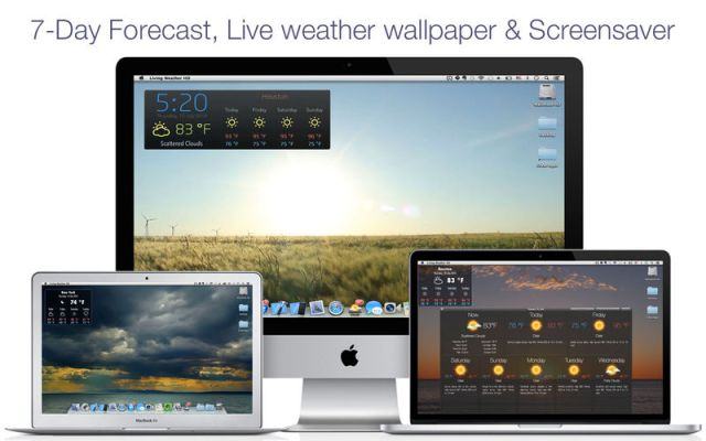 Weather HD Live MacOS
