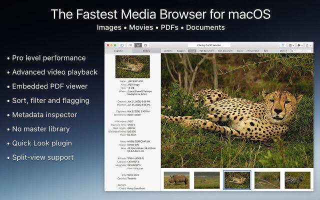 Fileloupe mac