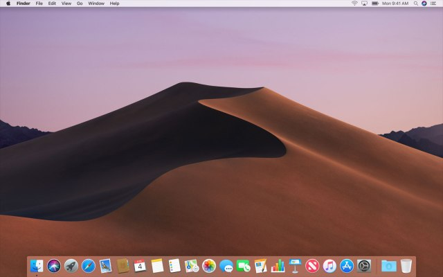 macOS Mojave Download