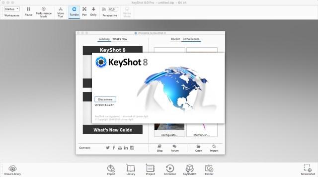 Keyshot Pro Mac Free