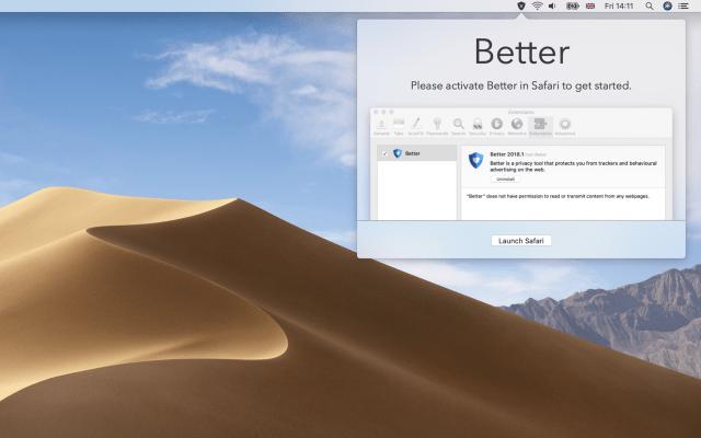 Better Blocker mac