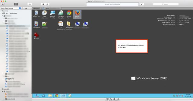 Remote Desktop Manager mac