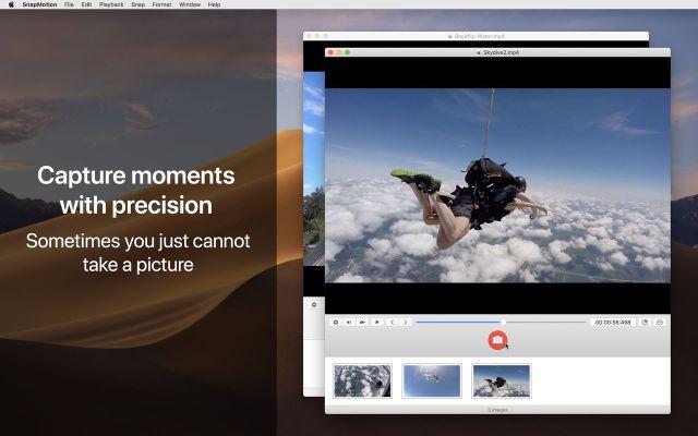 SnapMotion mac