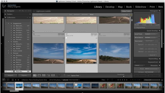 Adobe Lightroom Classic mac