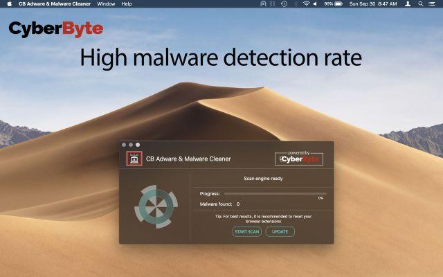 CB Adware & Malware Cleaner mac