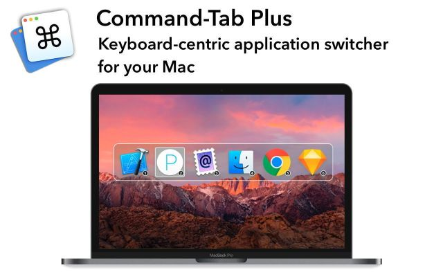 Command-Tab mac