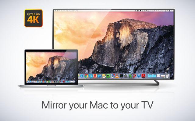 Mirror for Panasonic mac
