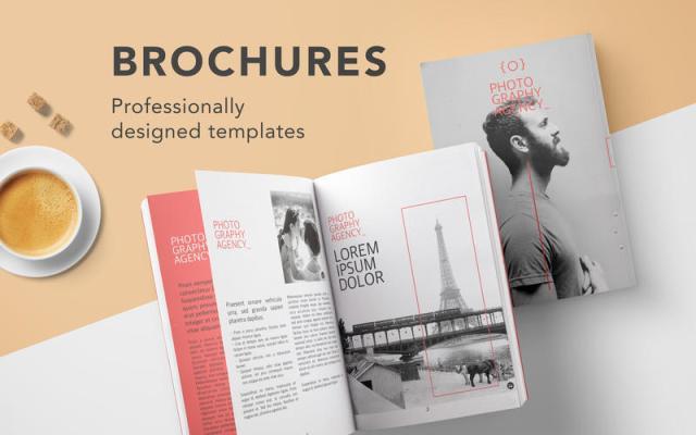 Brochures Templates mac