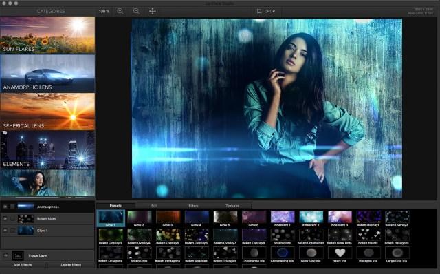 LensFlare Studio Mac