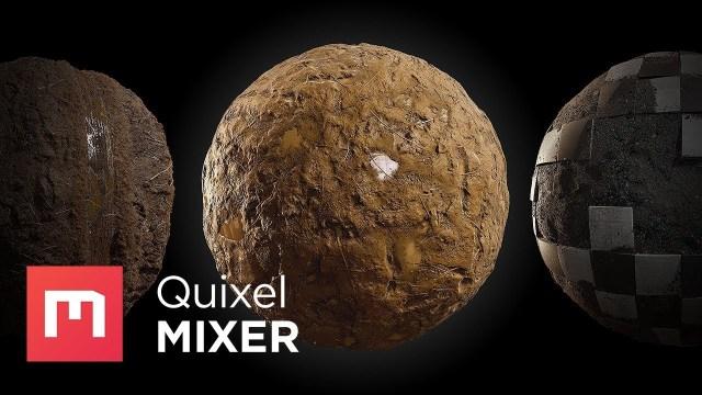 Quixel Mixer Mac