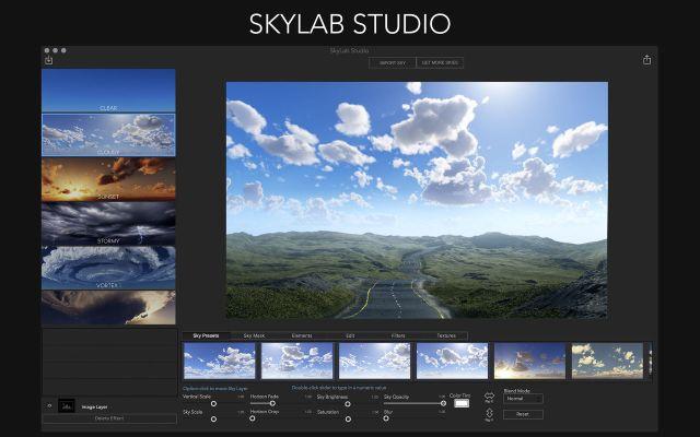 SkyLab Studio Mac