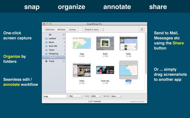 SnapNDrag Pro mac