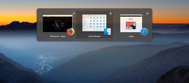 WindowSwitcher Mac
