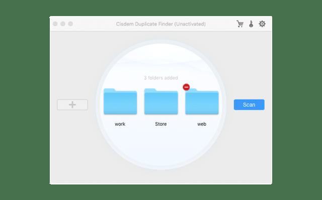 Cisdem Duplicate Finder Mac