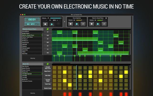 Mix Up Studio Mac