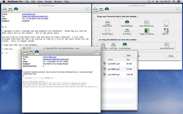 MailRaider Mac