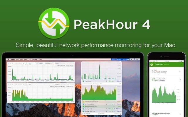 PeakHour Mac