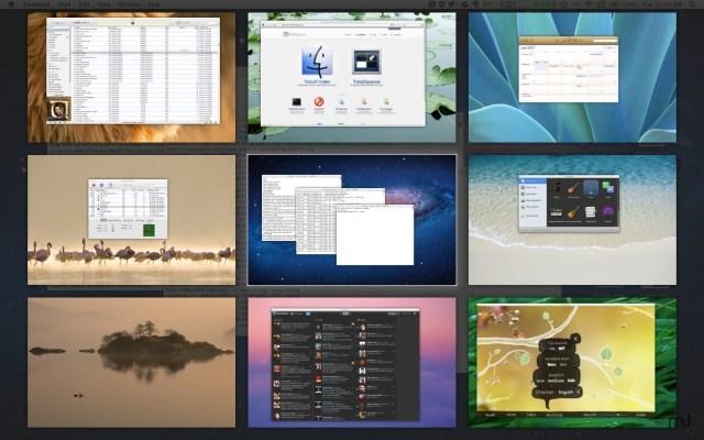 TotalSpaces Mac