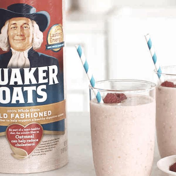 Quaker Oats Shake Recipe