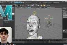 [100% OFF] Facial Rigging 101 – Maya 2020