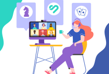 Create an engaging virtual work environment with gather.town