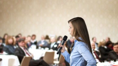Public Speaking: You Can Speak to Large Audiences