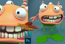 [100% OFF] Creating a Cartoon Monster in Maya 2020