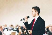 Public Speaking: A tactical approach