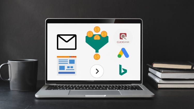 [100% OFF] Affiliate Marketing for Beginners: From Zero to Commission