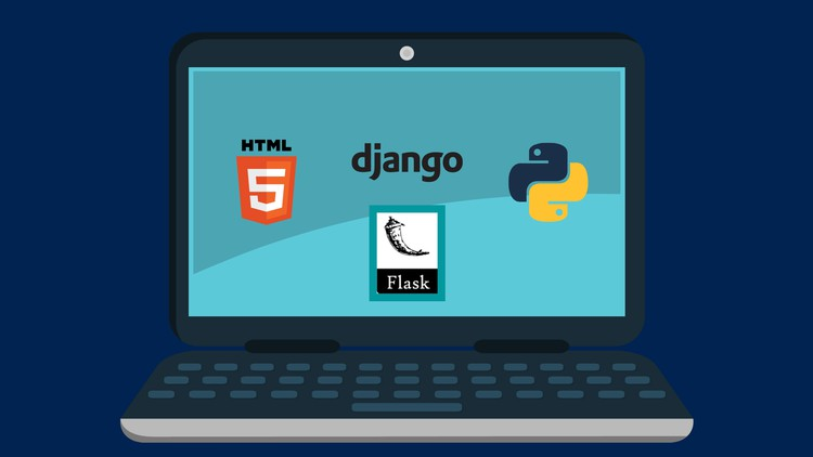 [100% OFF] HTML 5,Python,Flask Framework All In One Complete Course
