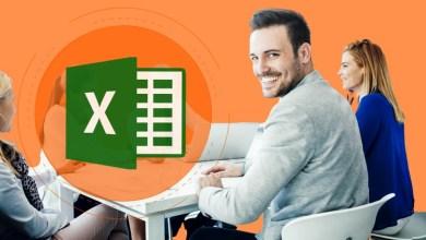 [100% OFF] Der Komplette Excel Kurs – Vom Anfänger zum Profi in 40h !