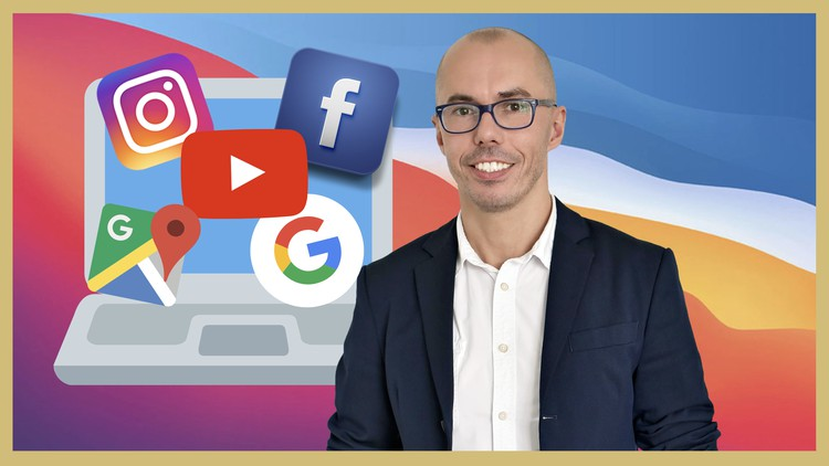 [100% OFF] The Complete Digital Marketing Course for Local Businesses