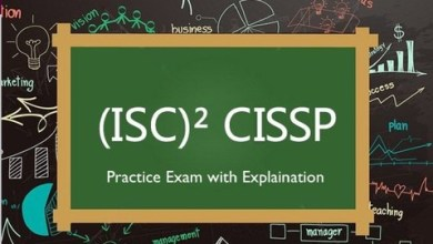 CISSP Certification Practice Exams 2021 with Explanation