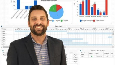 Smartsheet for Project Management – The Complete Course