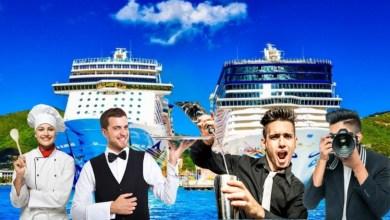[100% OFF] Gana dinero en dólares viajando  por el mundo en  cruceros