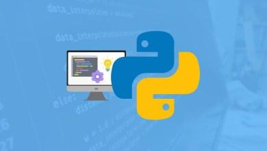 [100% OFF] Python 3: Curso completo de cero a experto