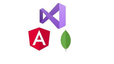 Create web app with Angular 12, .NET Core Web API & Mongo DB