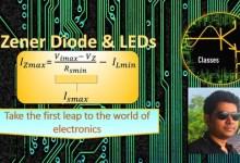 Electronics : Zener Diode & Light Emitting Diode
