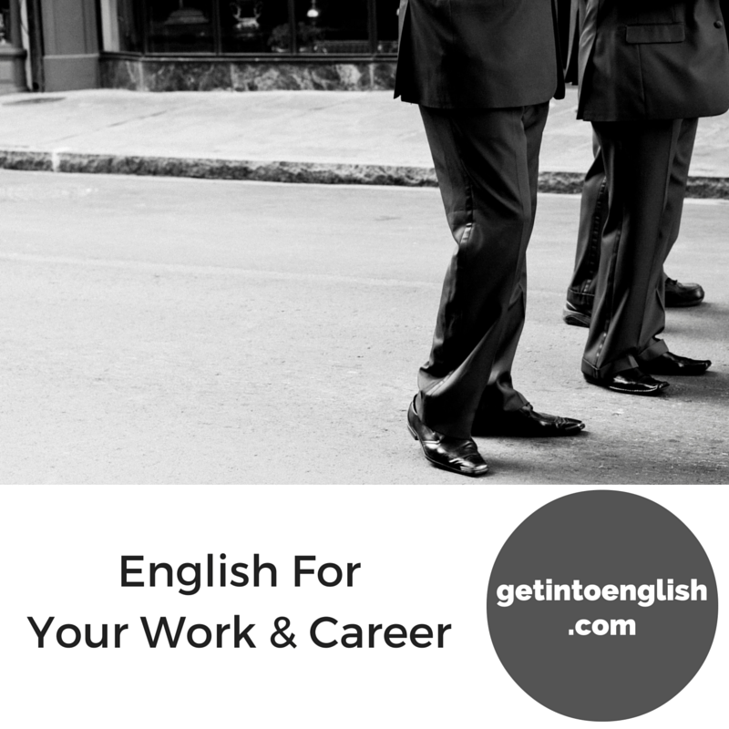 English For Your Work & Career