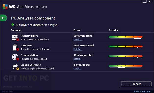 AVG antivirus 2013 Offline Installer Download