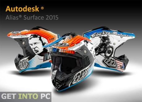 Autodesk Alias Surface 2015 Free