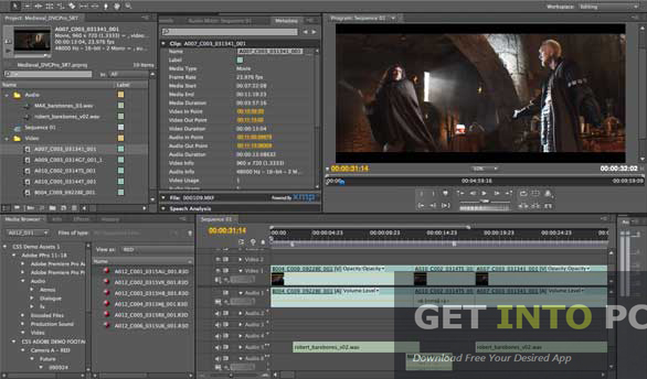 Adobe Premiere Pro CS5 Free Download