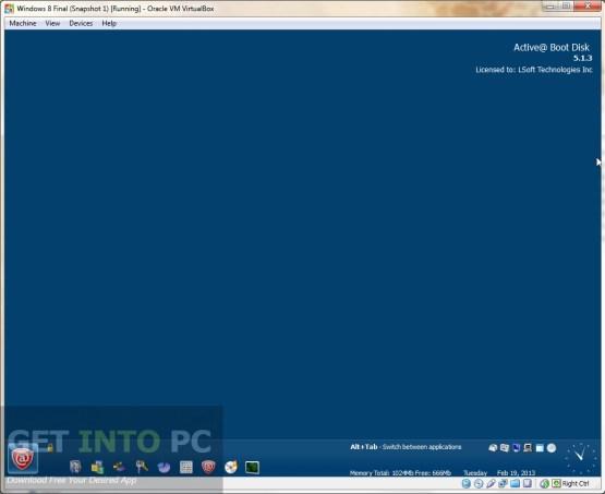 Active Boot Disk Suite Offline Installer Download